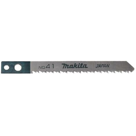 Makita A-85880 Jigsaw Blades Designed for Wood (Pack of 5)