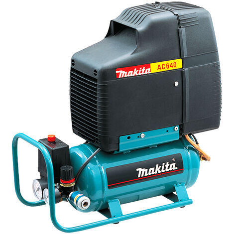 Makita AC640 Air Compressor 1.5HP 240V