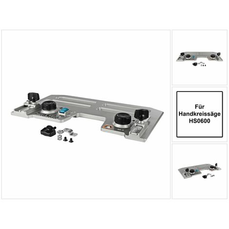 Makita Adaptateur rail de guidage F pour scie circulaire portative sans fil HS0600 ( 198570-2 )