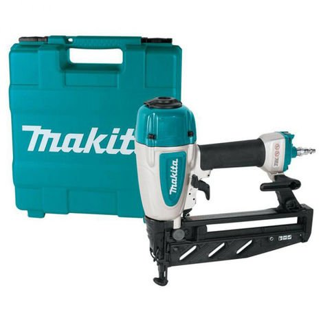 "Makita AF601 Air Brad Nailer 2"" 16Ga with Carry Case"