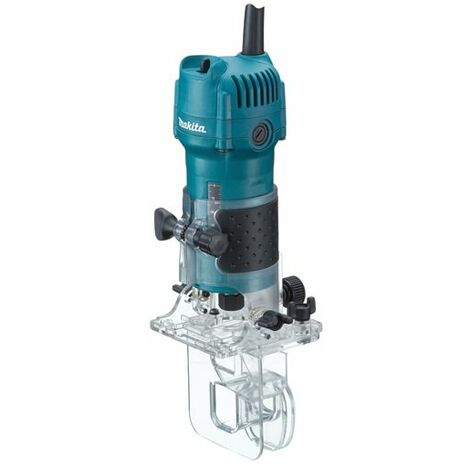 Makita - Affleureuse 6mm 530W - 3710