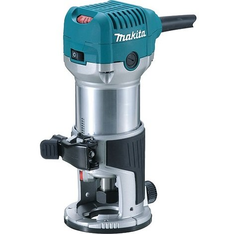 Makita - Affleureuse 710 W Ø8 mm - RT0700C - TNT