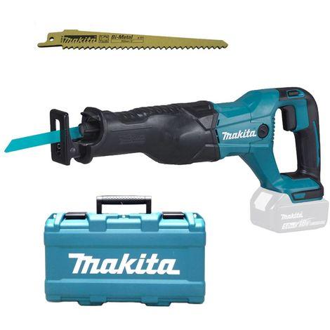 Makita Akku-Reciprosäge 18V DJR186ZK Solo Säbelsäge + Transportkoffer DJR 186