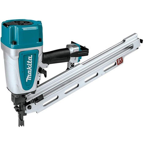 "Makita AN924 3-1/2"" 21 Degree Round Head Framing Nailer"