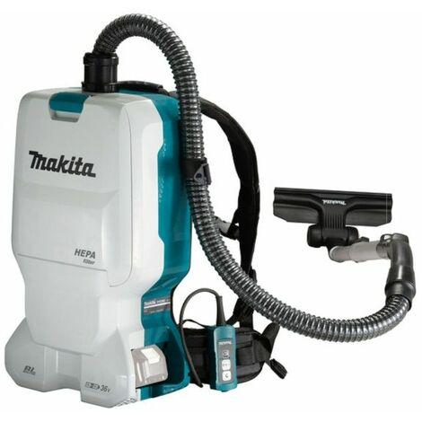 Makita Aspirateur 2x18V, sans batterie et chargeur - DVC660Z