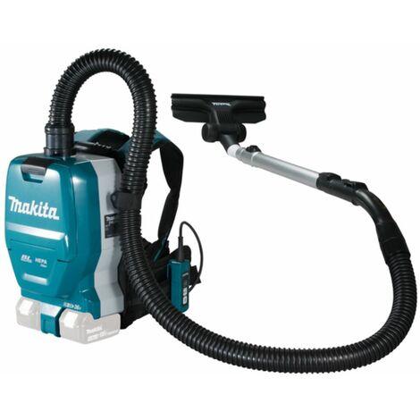 "main image of ""Makita Aspirateur dorsal sans fil 2x18V DVC261ZX15   sans batterie ni chargeur"""
