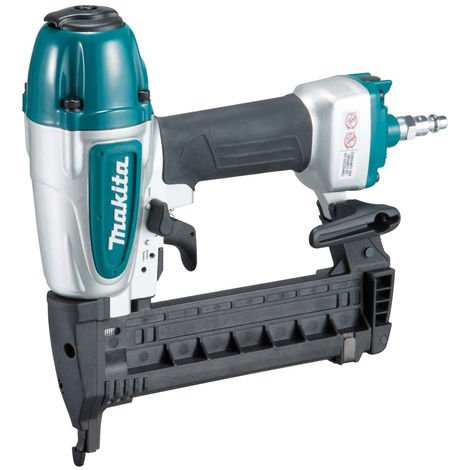 "Makita AT638A 18 Gauge 1/4"" Narrow Crown Stapler"