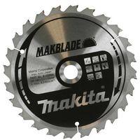Makita B-08894 - Mitra markblade bordo disco 190x2.2 mm 1,6 5 gradi assi 24z 20