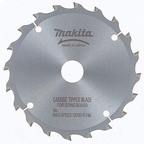 MAKITA B-10643 - Disco de sierra de 136x20mm z16 para circular a bateria bss501
