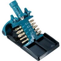 Makita B-30754 Impact Gold Screwdriver Bit Set with Ultra Mag Torsion Bit Holder (11 Piece)