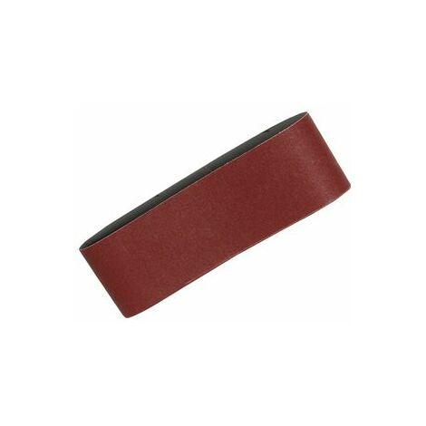Makita Bandes abrasives 76x457 mm pour bois métal - P-37122