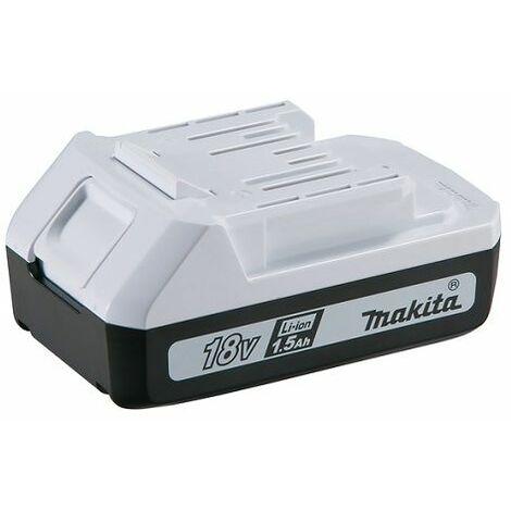 Makita Batterie Li-Ion BL1815G, 18,0V, 1,5Ah - 198186-3