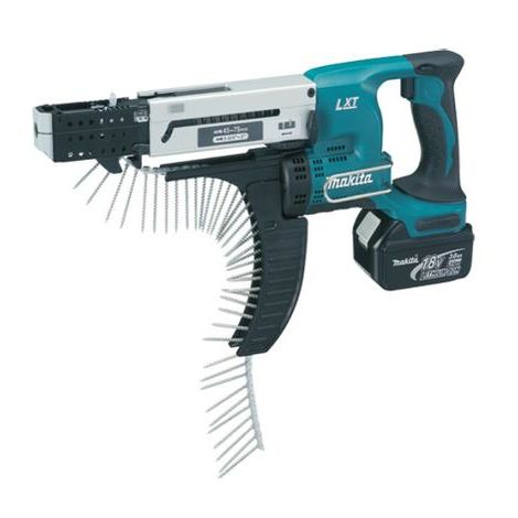MAKITA BFR750RFE 18V AUTO-FEED SCREWDRIVER