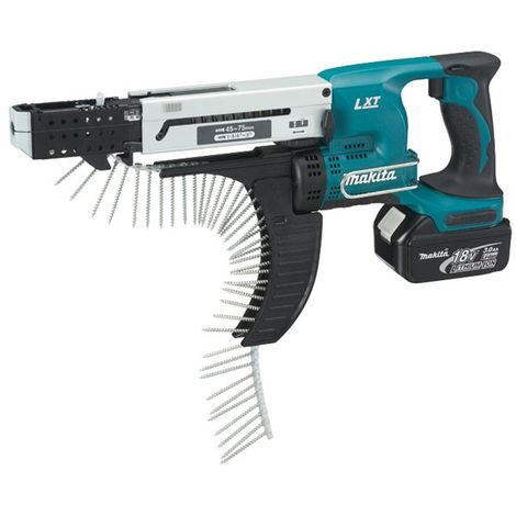 Makita BFR750RFE Visseuse automatique 18 V LXT