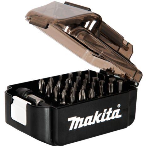 """Makita Bit-Satz E-00016, 31-teilig, schwarz, 1/4"""""""
