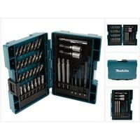 Makita Bit Set B-57015 38 tlg. Bit & Bohrer Set in praktischer Box