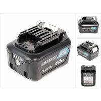 Makita BL 1040 B Batería de litio de 10,8 V - 4,0 Ah con LED