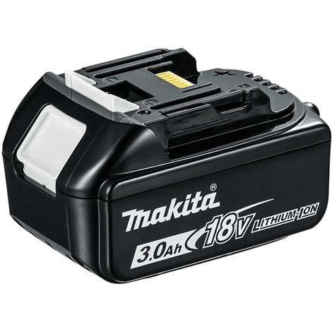 Makita BL1850B 18V Litio-Ion Batería- 5.0 amperios