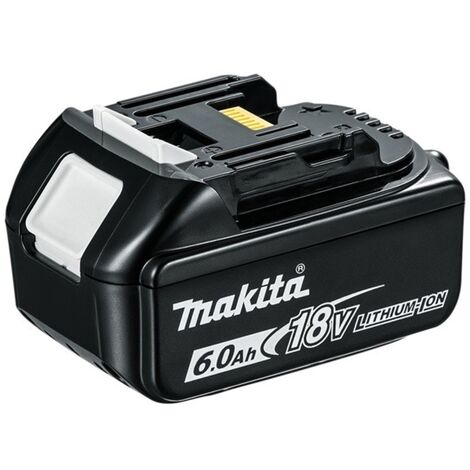 Makita BL1860 18V LXT 6.0Ah Li-Ion Battery