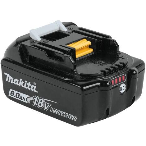 Makita BL1860B 18V LXT Li-Ion 6.0Ah Genuine Battery 197422-4