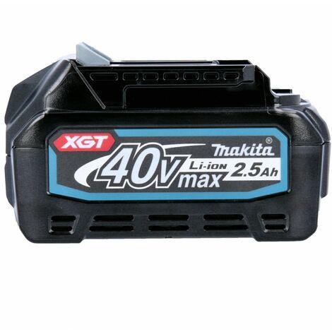 Makita BL4025 40Vmax 2.5Ah Li-ion XGT Battery