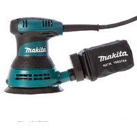 Makita BO5030 240v 5`` Random Orbit Sander