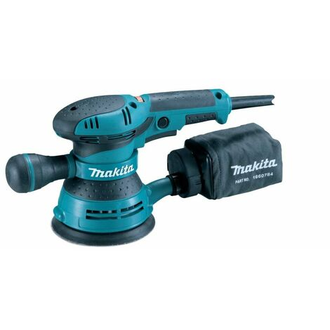 "Makita BO5041 125mm/5"" Random Orbit Sander 110v"
