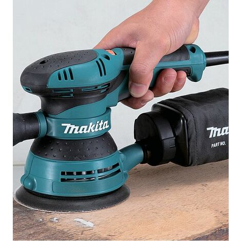 Makita BO5041 - Ponceuse excentrique - 300W - 125mm - variable