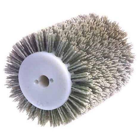 MAKITA Brosse nylon abrasif pour décapeur à rouleau 9741