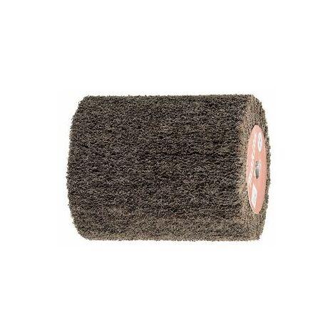 MAKITA Brosse texture abrasive pour décapeur à rouleau 9741