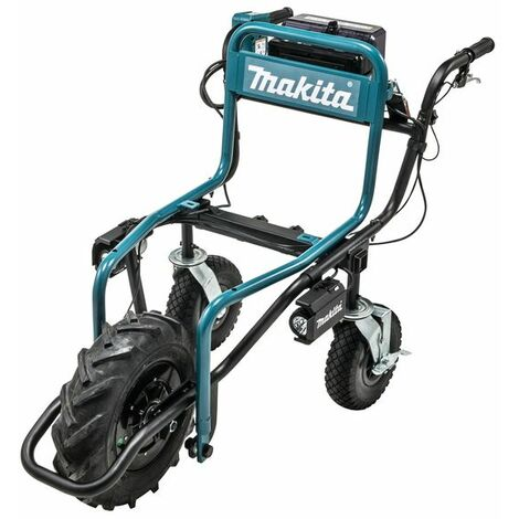 Makita Brouette 18V Li-Ion - DCU180Z - sans chargeur ni batterie ni cuvette