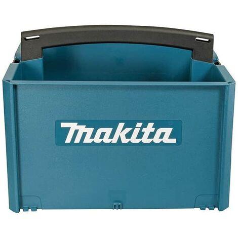 MAKITA Caisse de rangement MAKPAC pour outils - P-83842