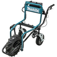 Makita Carriola a batteria 18V (senza batterie, senza caricabatterie) - DCU180Z