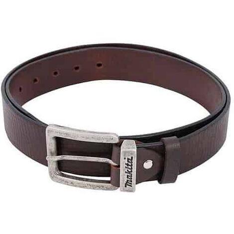 MAKITA ceinture cuir noir taille M P-72207