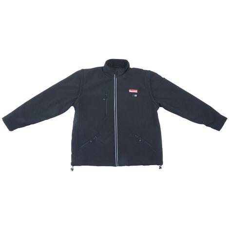 Makita CJ100DZL Veste chauffante à piles Li-Ion 10,8 V / Bodyweater - L