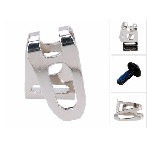 Makita Clip de ceinture Crochet de fixation pour toutes les Visseuses sans fil de Makita ( 346449-3 )