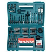 Makita coffret 100 accessoires (forets, embouts, ...) - b-54520