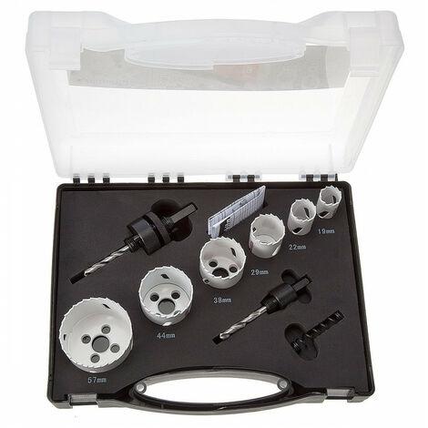 Makita – Coffret de 6 scies cloche pour Plombier – D-47117