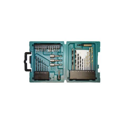 Makita Coffret ensemble accessoires 34 pièces MACCESS - D-36980