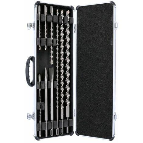 Makita D-21191 10 Piece SDS Plus Drill & Chisel Set