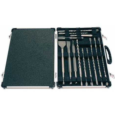 Makita D-21200 SDS Plus Drill & Chisel Set 17 Piece