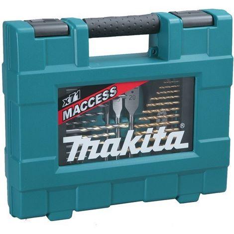 "main image of ""MAKITA D-33691 - Maletin de accesorios maccess 71 pcs"""