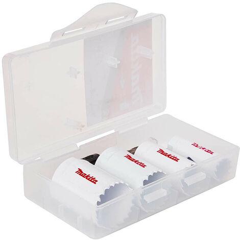 Makita D-34855 5 Piece Bi-Metal Mini Holesaw Kit