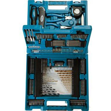 Makita D-37194 Bitset 200 pièces dans un étui