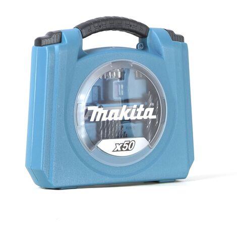 MAKITA D-42014 Kit 50 utensili per cemento metallo e legno - -
