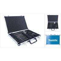 Makita D-42444 SDS-Plus Bohrer-Meißel-Set 17 tlg. im Alu Koffer