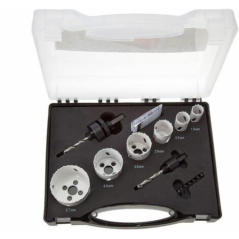 Makita D-47117 Plumbers Holesaw Kit 6 Pieces