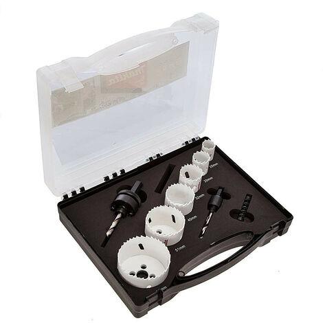 Makita D-47139 8 Piece Electricians Holesaw Kit