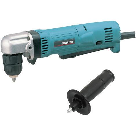 Makita DA3011F 10mm Rotary Angle Drill Keyless Chuck Job Light 240V