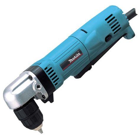 Makita DA3011F 110V 10mm Rotary Angle Drill Keyless Chuck Job Light